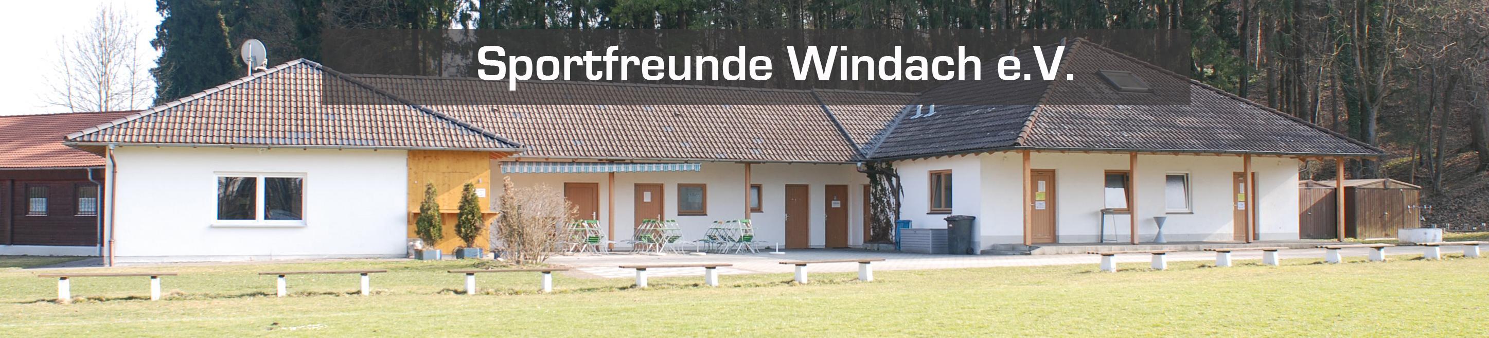 sportfreunde-Windach.de